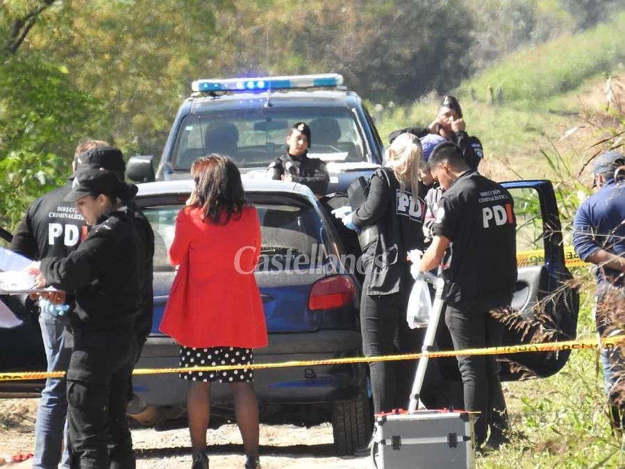 castellanos suicidio policia