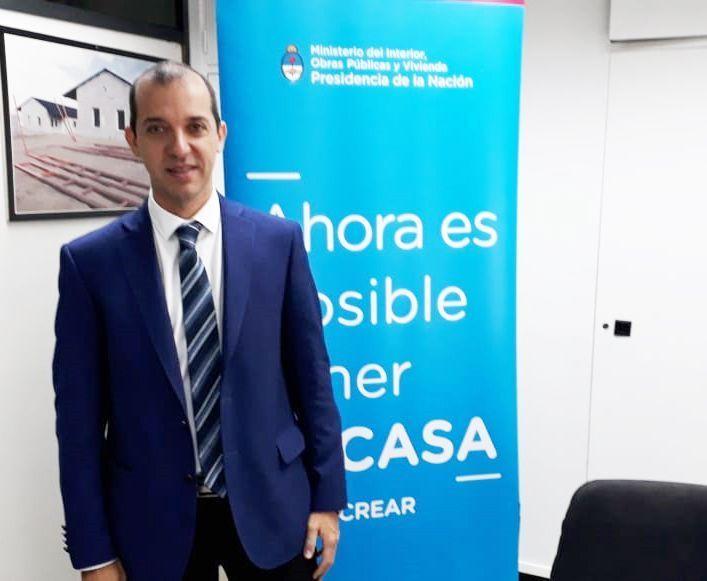 alejandro sparacino procrear 2019 sunchales